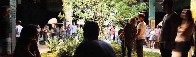 Lowline, premier parc public souterrain au monde