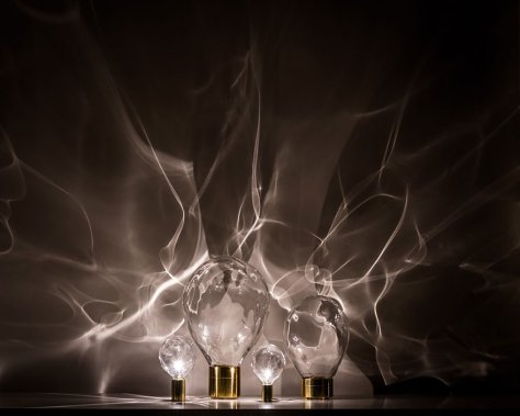 Lampe insolite ampoule