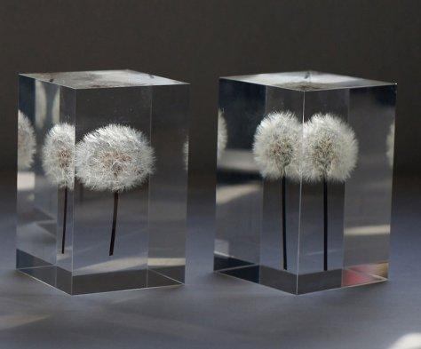 Lampe insolite cube